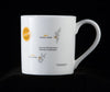 Twatt - Large Fine Bone China Mug