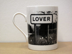 Lover - Fine Bone China Mug