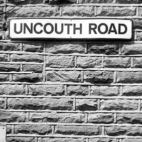 Coaster - Uncouth Road