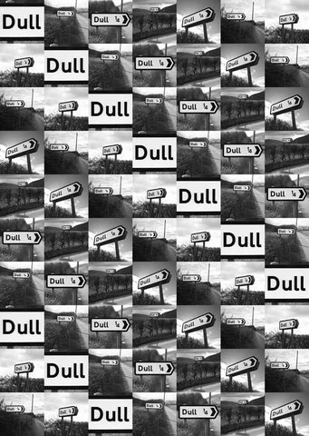 Poster: Dull