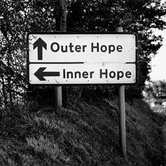 Inner Hope - Greeting Card