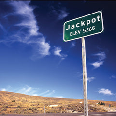 Jackpot, USA - Greeting Card
