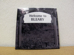 BLEARY - Fridge Magnet
