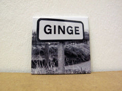 Ginge - Fridge Magnet