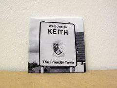 Keith - Fridge Magnet