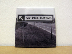 Six Mile Bottom - Fridge Magnet