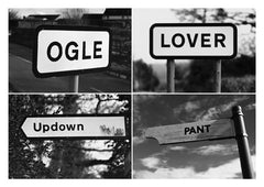 Postcard: Ogle/Lover/Updown/Pant - PC16