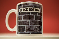 Slack Bottom - Porcelain Mug
