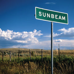 Sunbeam, USA - Greeting Card
