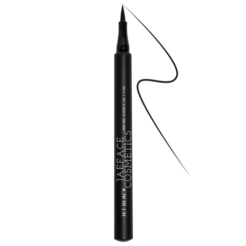Precision Point Liquid Eyeliner Pen - Jet Black