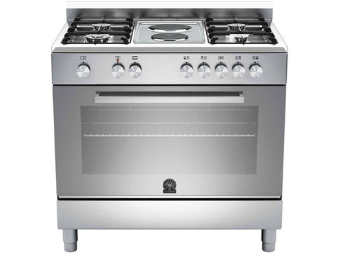 LaGermania Europa 3 Gas, 2 Elec Hob, Electric Oven, TUS98261LDX