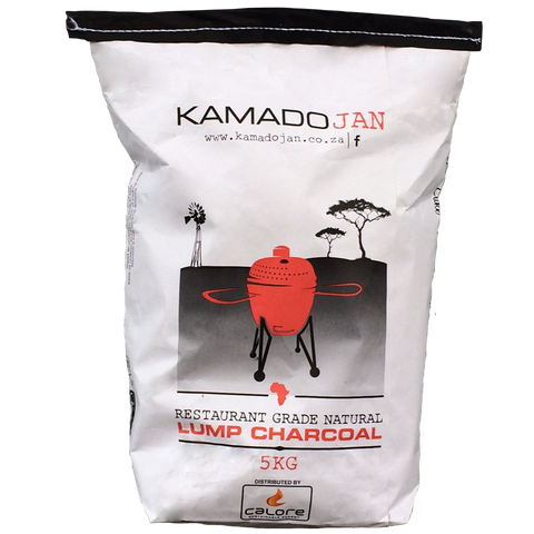 Kamado Jan Charcoal 5kg Calore