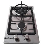 Safegas  2 Burner HOB204S