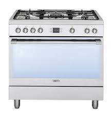5 Burner Gas Electric Multifunction Stove DGS162