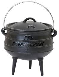 MM 3 Legged Potjie Pot
