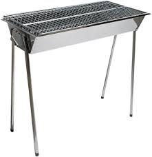 Chef Sizzla Charcoal Braai S/Steel