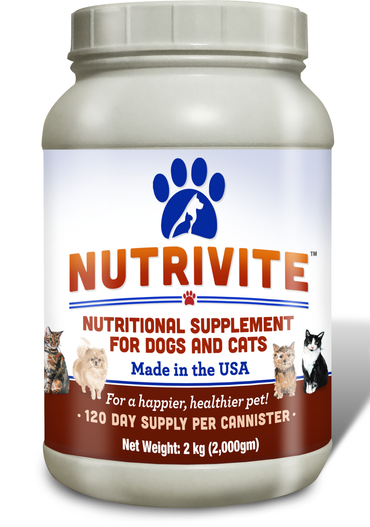 Nutrivite - 120 Day Supply