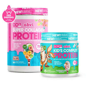 Mommy & Me Protein Bundle