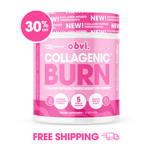 Obvi's Collagenic™ Fat Burner Capsules