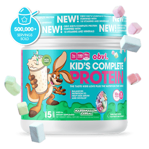 Kid's Complete Protein | Marshmallow Cereal