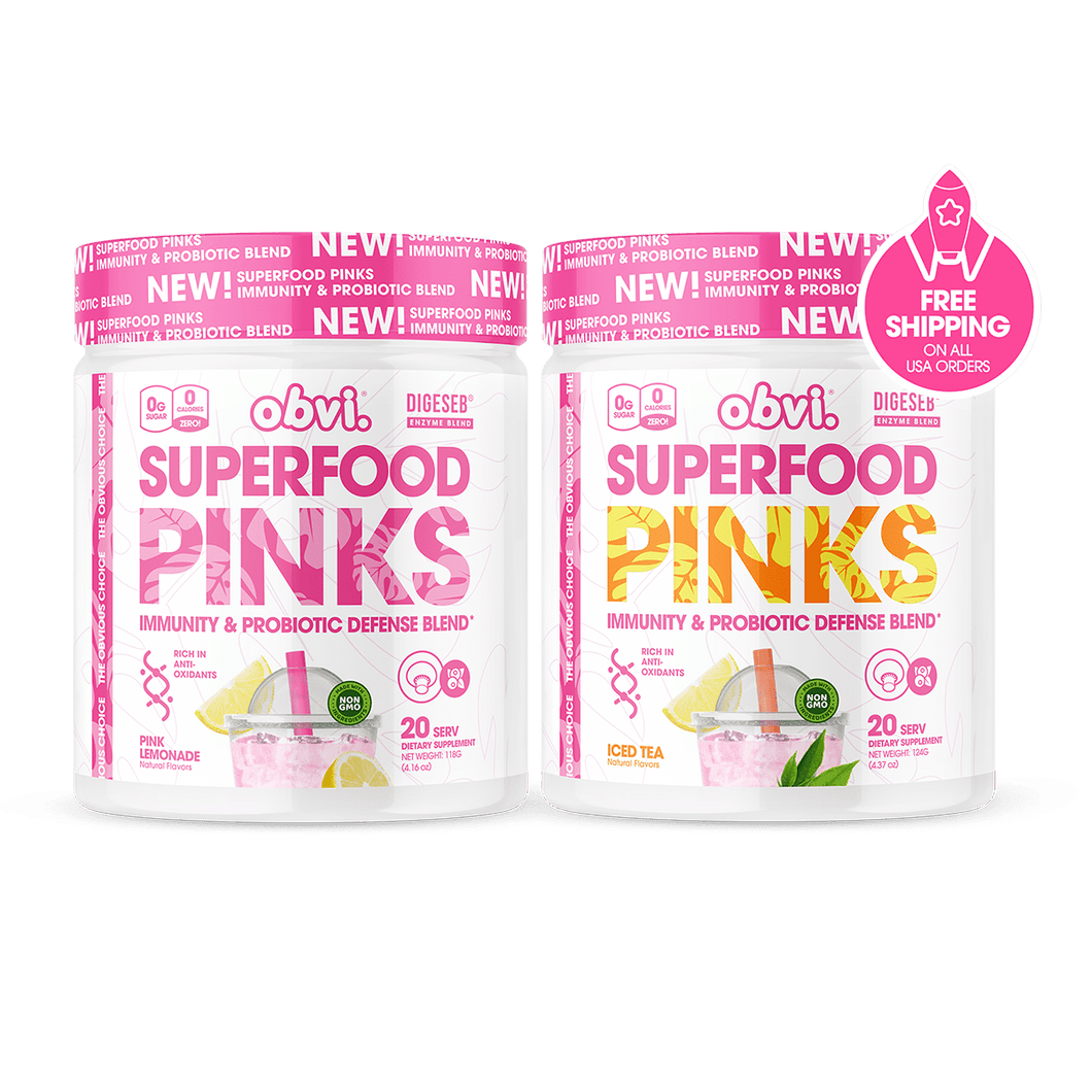 Superfood Pinks Lovers Bundle