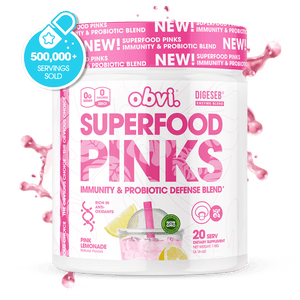 Superfood Pinks | Pink Lemonade