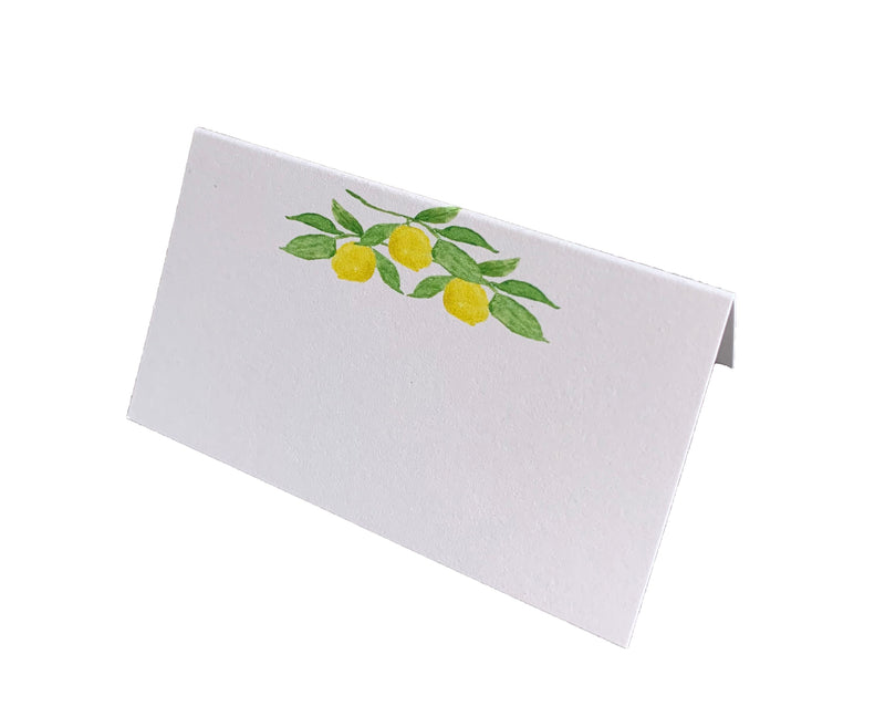 Place Card Sets (multiple colors available)