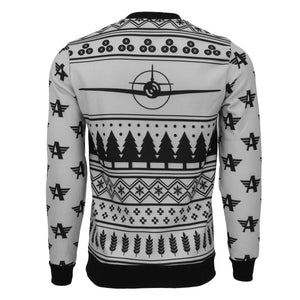 "Aviation's ""Subjectively Attractive"" Holiday Sweater"