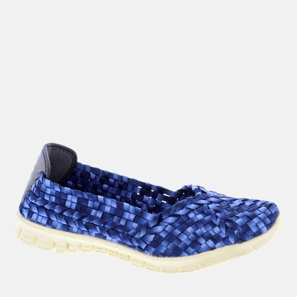 Adesso Footwear Lolly Tie-Dye Blue