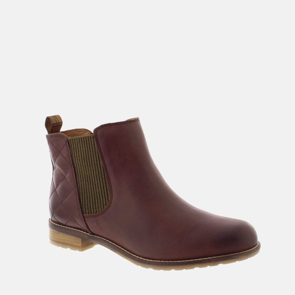 Barbour Footwear Abigail Wine