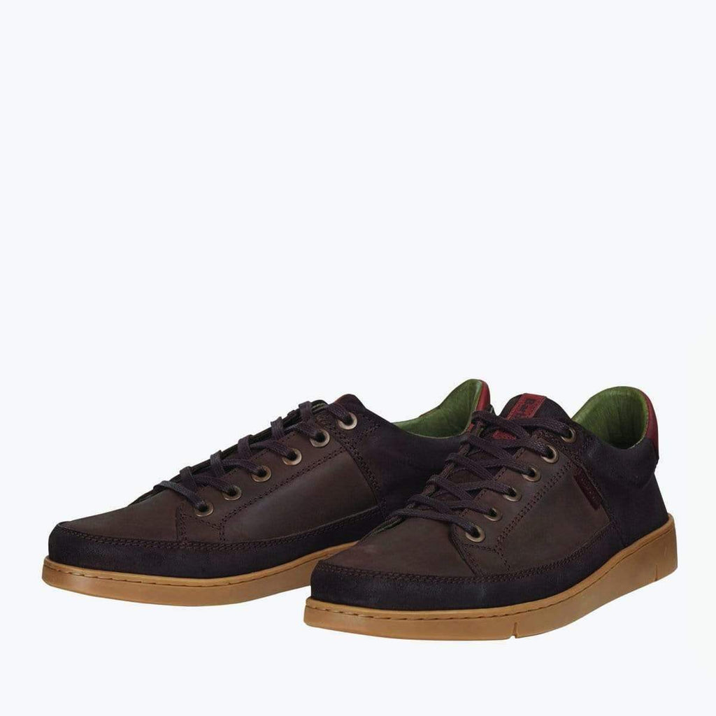 Barbour Footwear Bilby Brown Nubuck