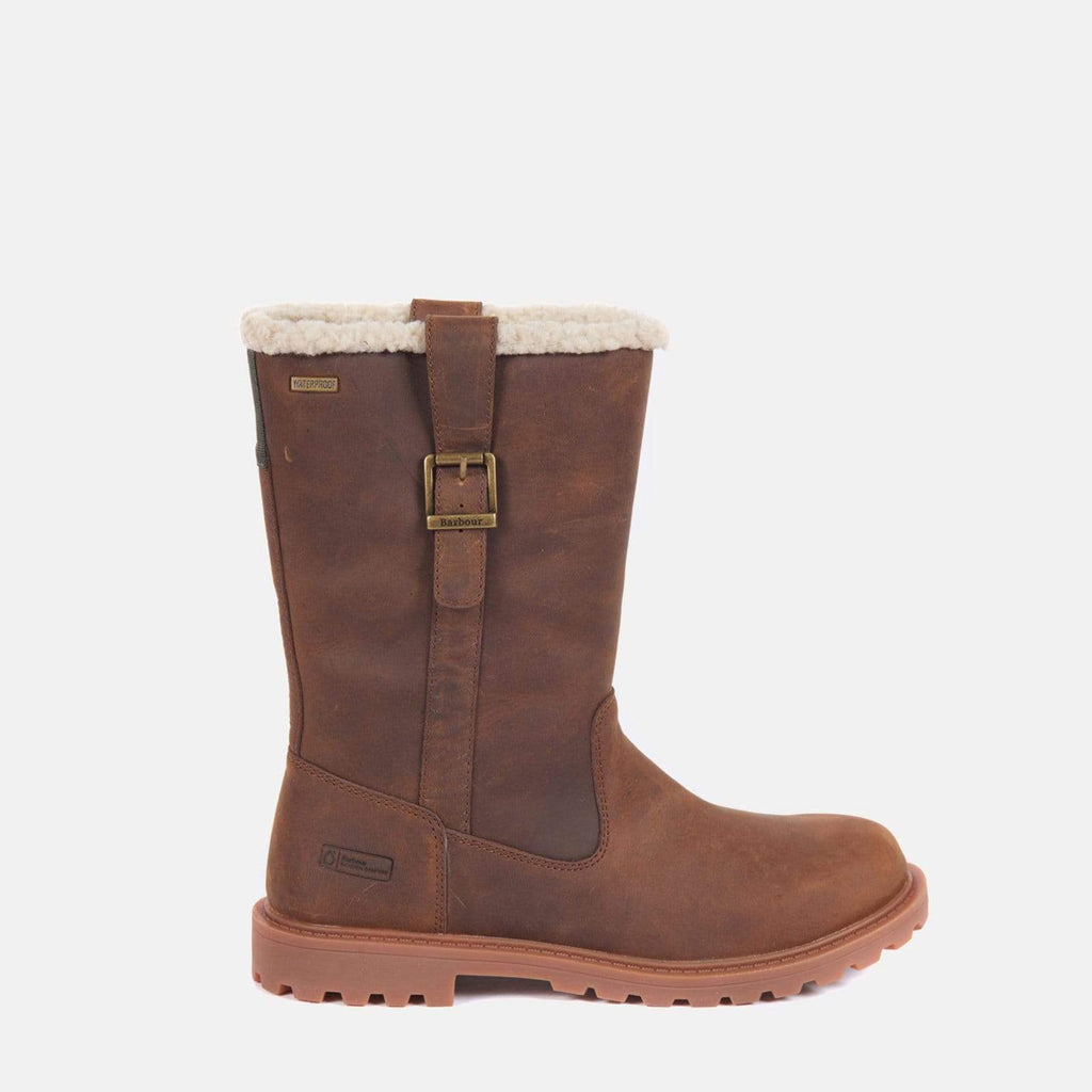 Barbour Footwear Chopwell Umber