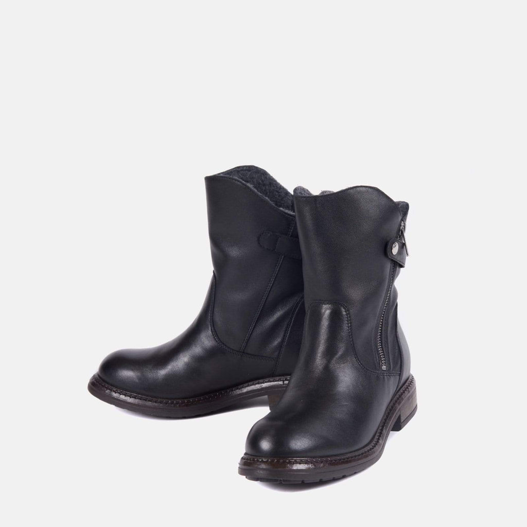 Barbour Footwear Costello Black