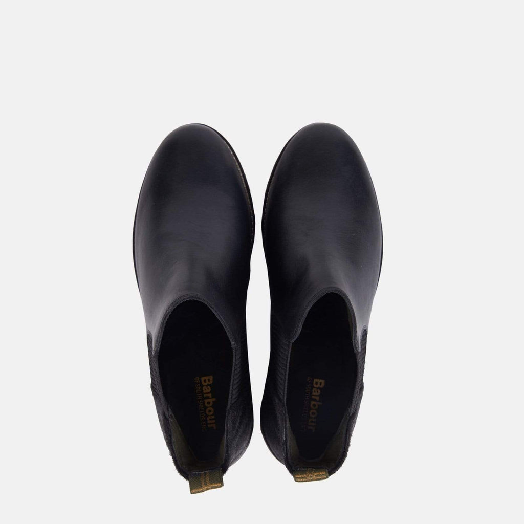 Barbour Footwear Hope Black