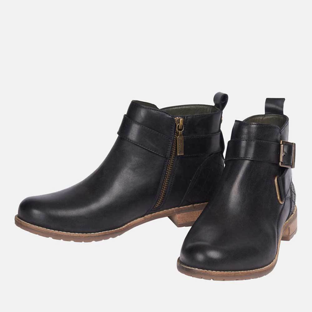 Barbour Footwear Jane Black