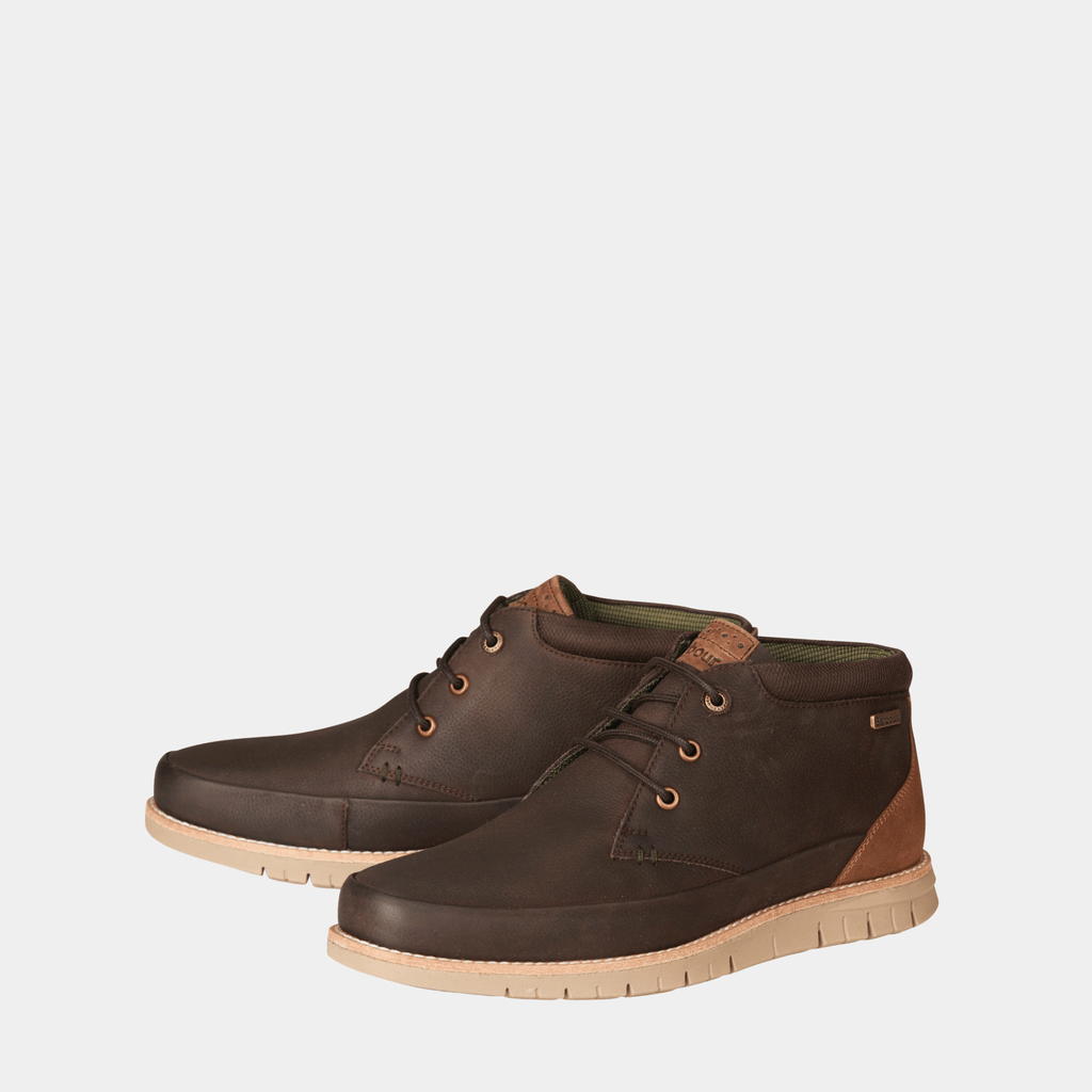 Barbour Footwear MFO0386BR918 Barbour Nelson Brown
