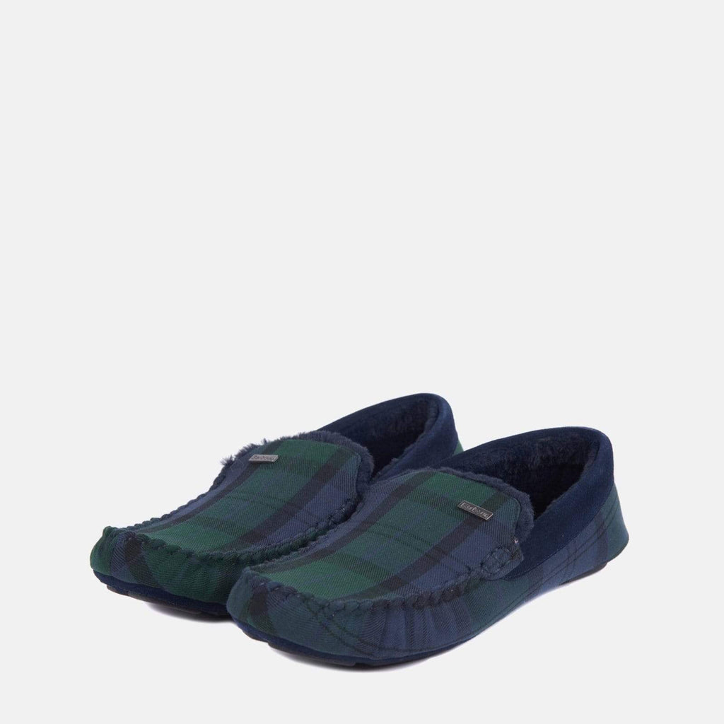 Barbour Footwear Monty Black Watch Tartan