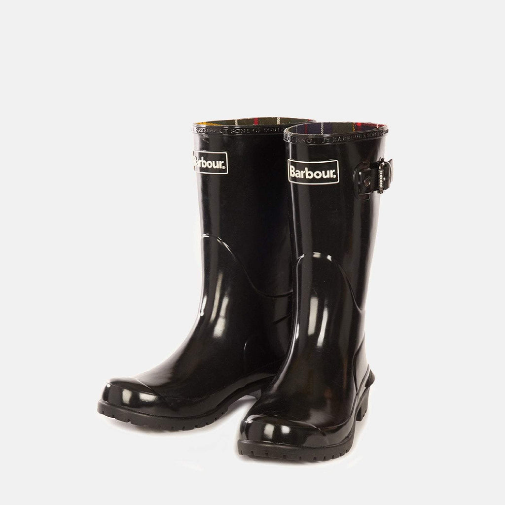 Barbour Footwear UK 3 Primrose Black