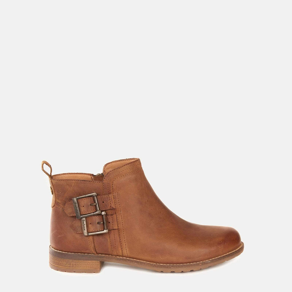 Barbour Footwear Sarah Cognac