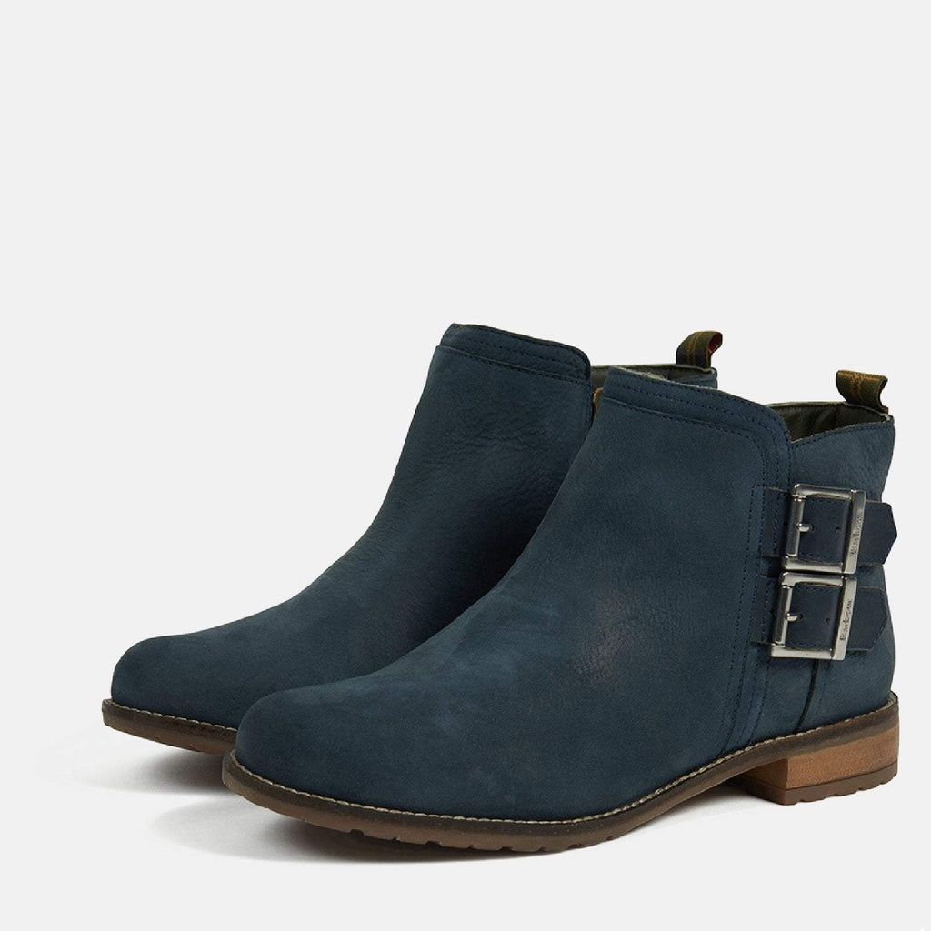Barbour Footwear UK 3 Sarah Steel Blue