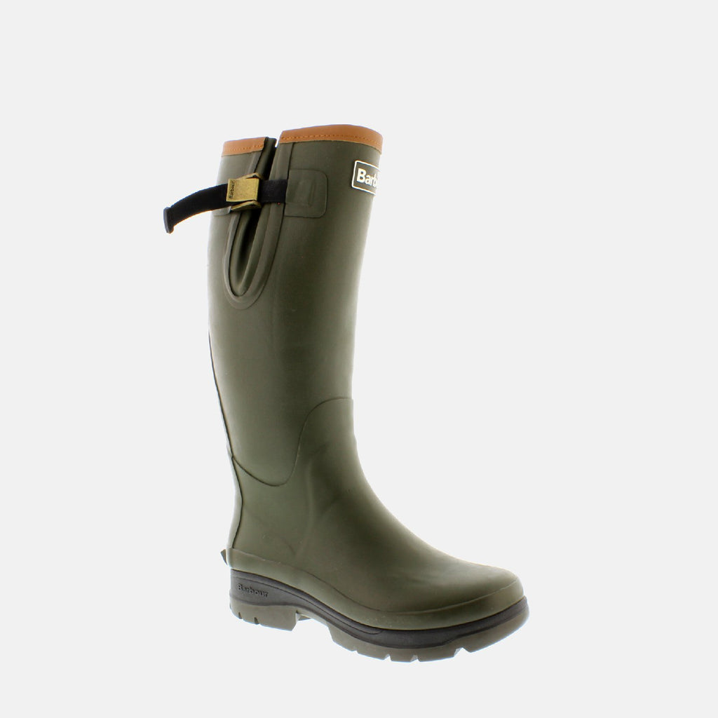 Barbour Footwear UK 6 Tempest Olive