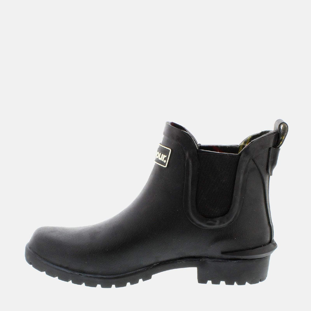Barbour Footwear UK 3 Wilton Black