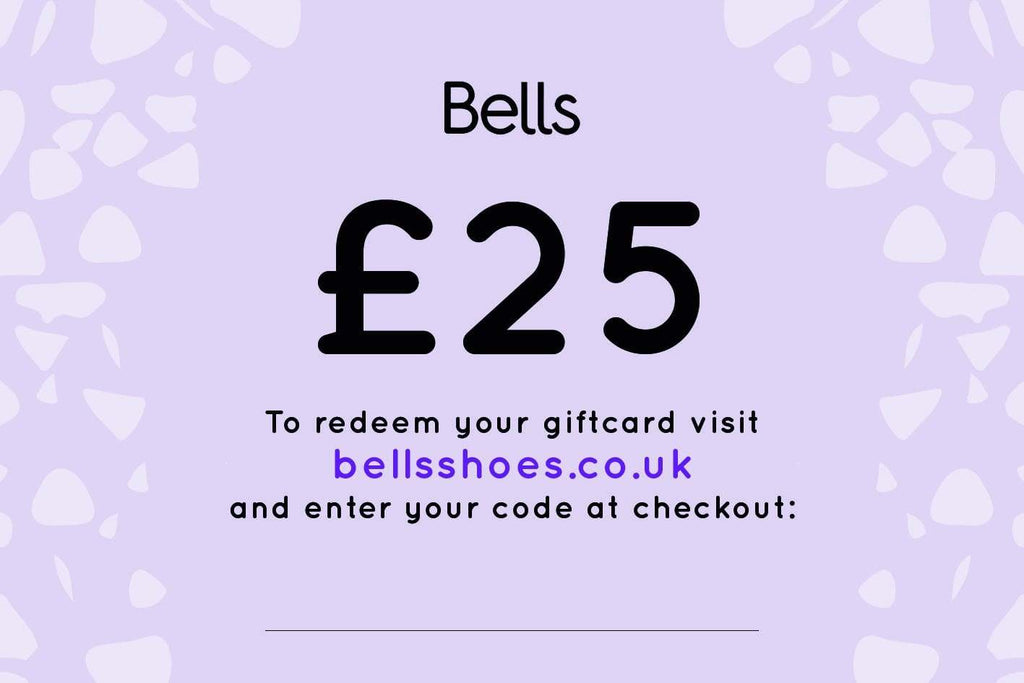 Bells Shoes Gift Card - ��25