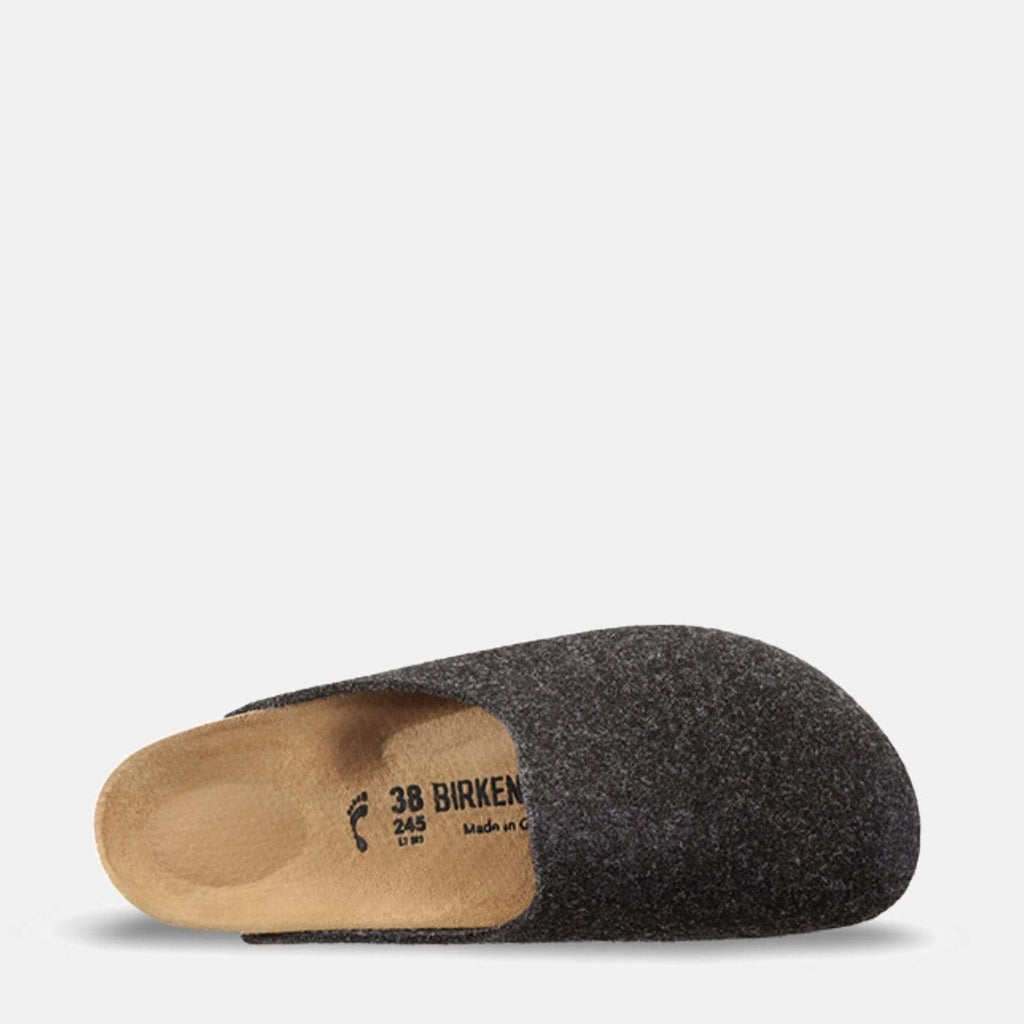 Birkenstock Footwear Amsterdam Narrow Fit Anthracite 1016659