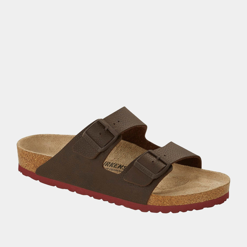 Birkenstock Footwear Arizona BF Desert Soil Roast 1017426 narrow fit