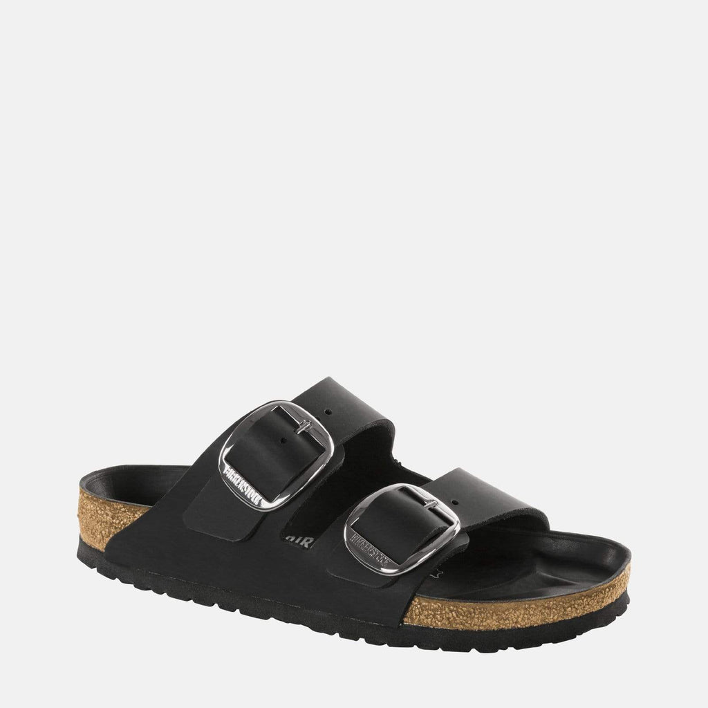 Birkenstock Footwear Arizona Big Buckle Narrow Fit Black 1011075