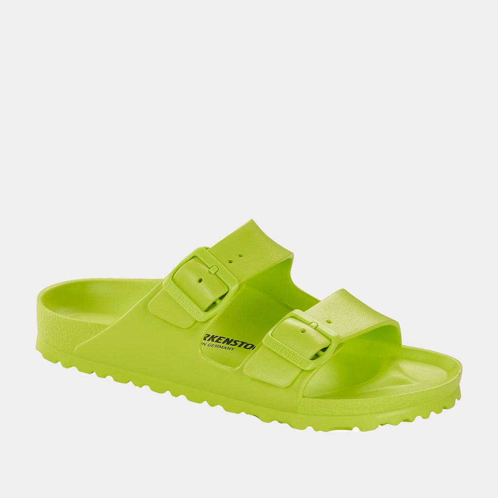 Birkenstock Footwear Arizona EVA Active Lime 1017044 narrow fit