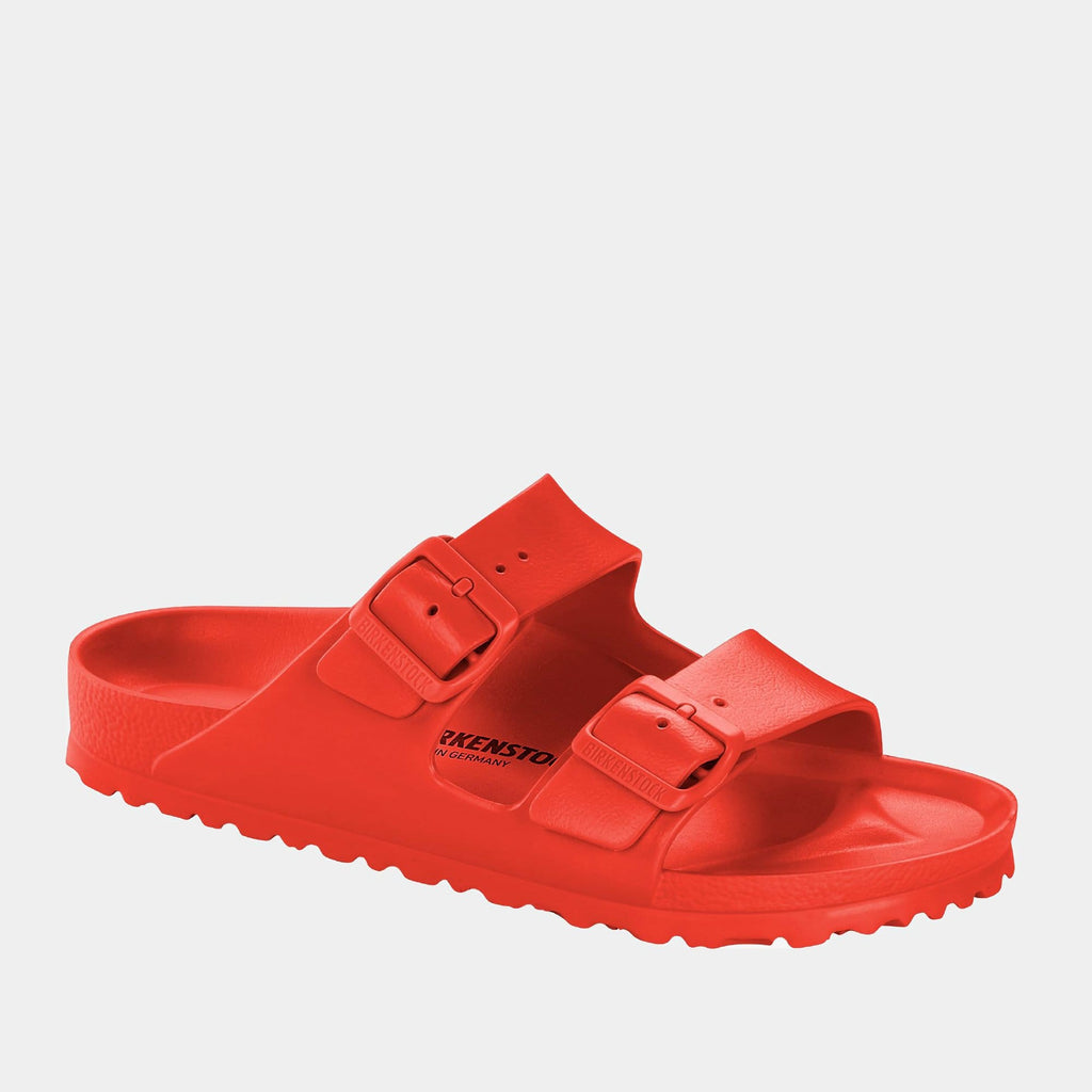Birkenstock Footwear Arizona EVA Gym Active Red 1017996 narrow fit