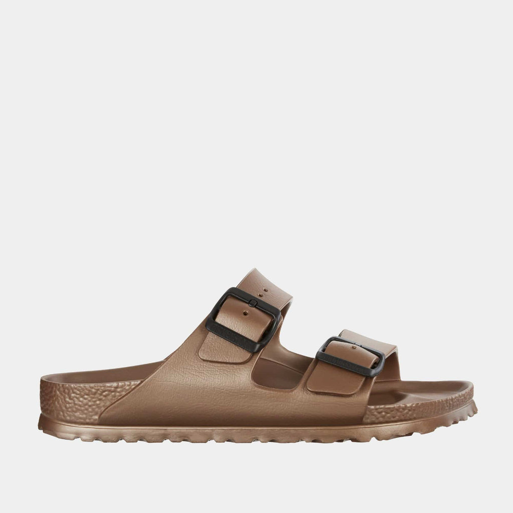 Birkenstock Footwear Arizona EVA Metallic Copper 1001500 narrow fit