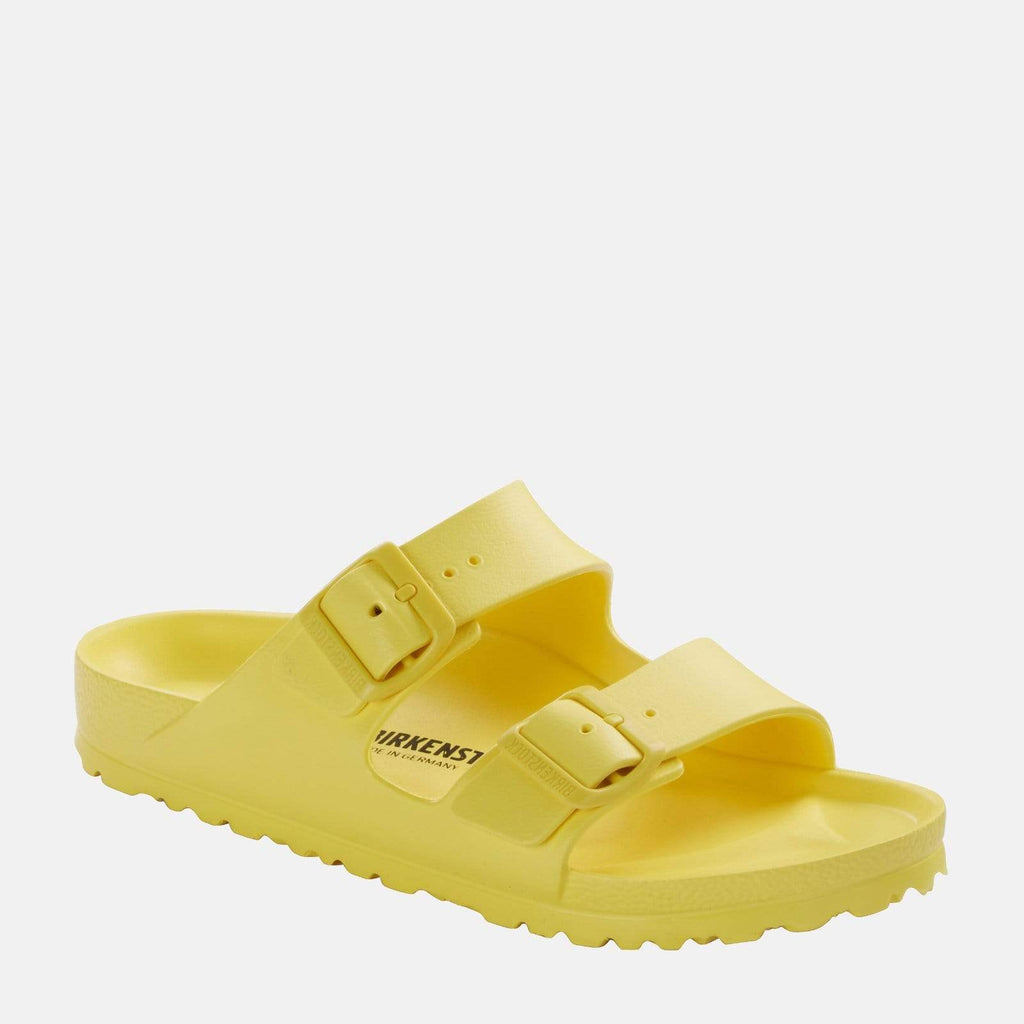 Birkenstock Footwear Arizona EVA Narrow Fit Vibrant Yellow 1014611